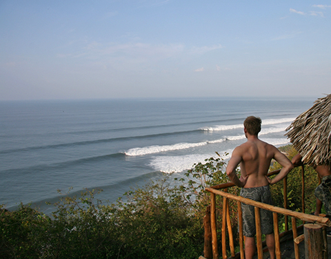 El Salvador Surf Check