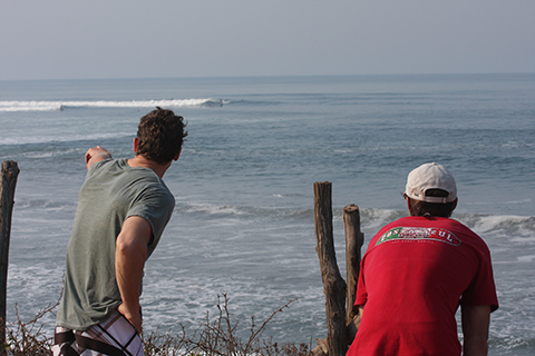 Surf Check - The Ranch, Guerrero, Mexico