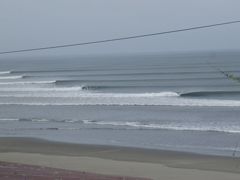 chicama Peru: New Hotspot Surf Destination