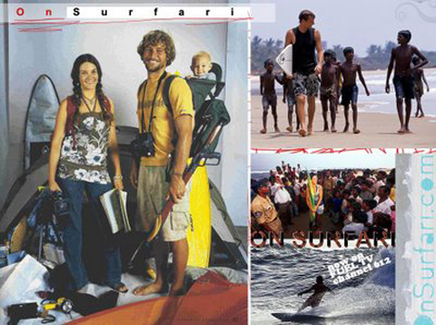 On Surfari with Shane and Shannon MacIntyre