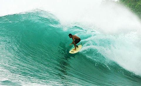 bocas wave4 Destination: Bocas Del Toro, Panama