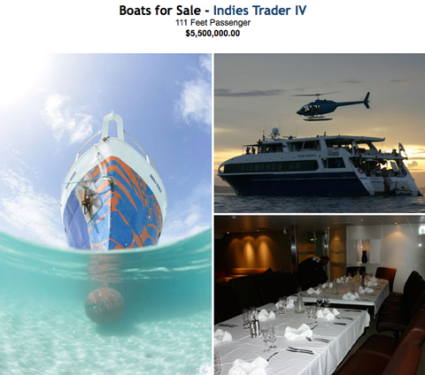 indies trader iv 2 Recession Hits the Surf Charter Industry   Indies Trader IV for Sale