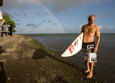 slater Top 10 Surf Stories on 2008