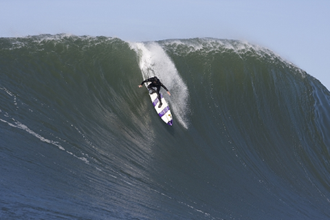 Mavericks Drop