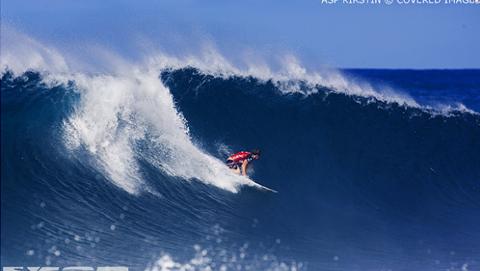 triple crown barrel Top 10 Surf Stories on 2008
